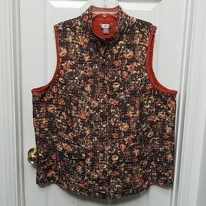 CJ Banks reversible vest